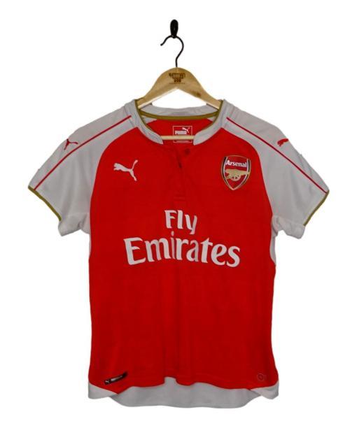 2015-16 Arsenal Womens Home Shirt