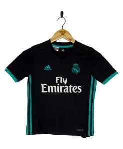 2017-18 Real Madrid Away Shirt