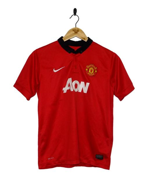 2013-14 Manchester United Home Shirt