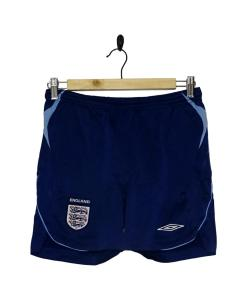 2007-09 England Goalkeeper Shorts
