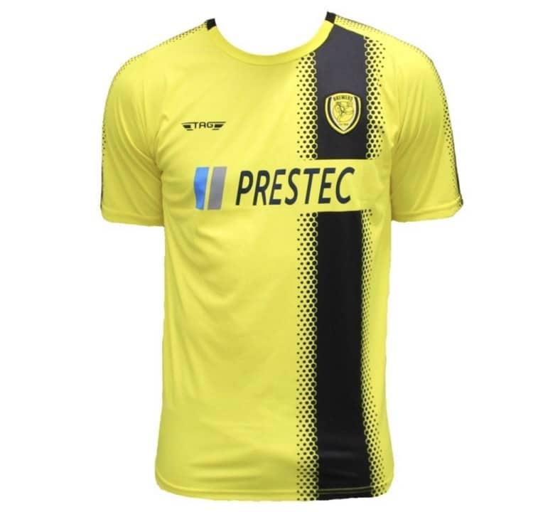 Tag 2021-22 Burton Albion Home Shirt
