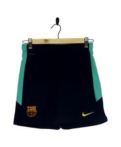 2010-11 FC Barcelona Away Shorts