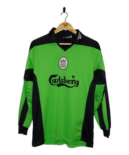 1998-99 Liverpool Goalkeeper Shirt