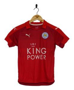 2016-17 Leicester City Away Shirt