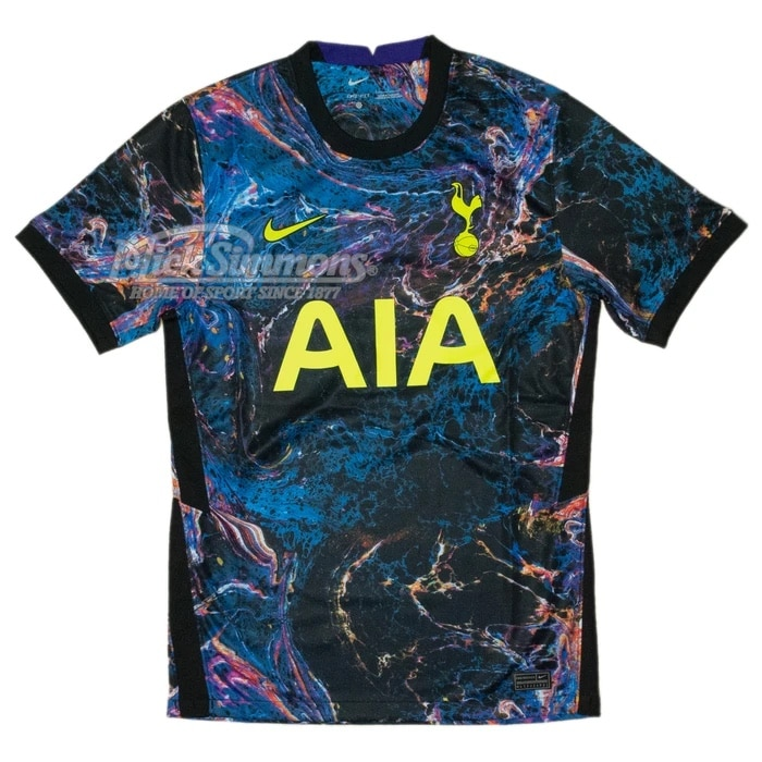Nike 2021-22 Tottenham Away Shirt Leaked?