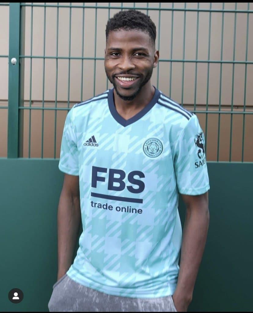 Adidas 2021-22 Leicester City Away Shirt