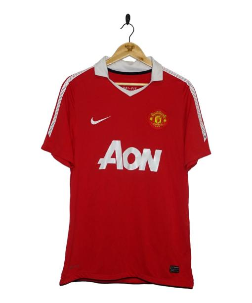 2010-11 Manchester United Home Shirt