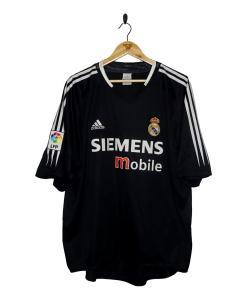 2004-05 Real Madrid Away Shirt