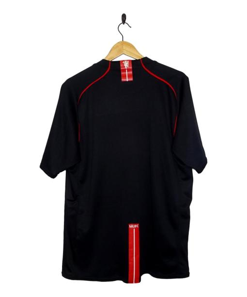 2007-08 Manchester United Away Shirt