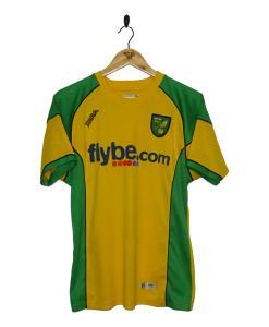 2006-08 Norwich City Home Shirt