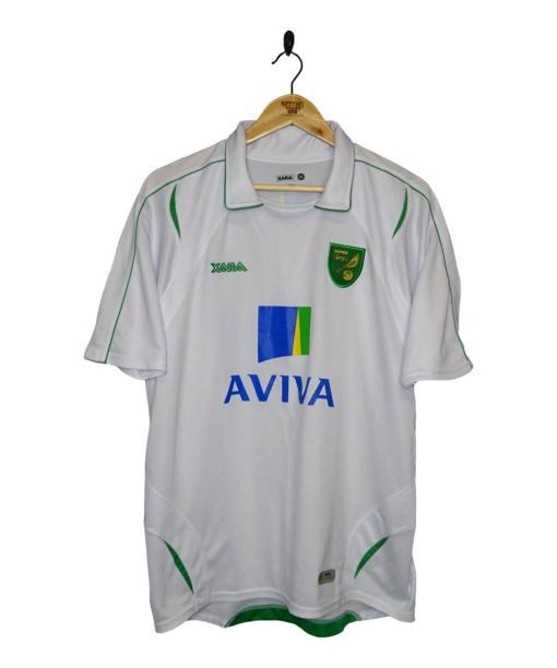 2009-11 Norwich City Away Shirt
