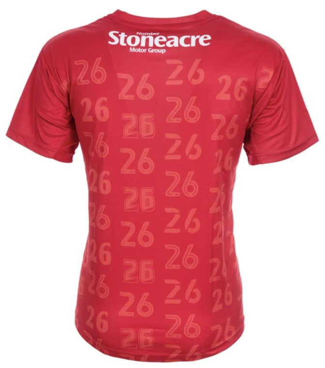 Limited Edition 2021-22 Doncaster Rovers 'Spoof' Home Shirts Released