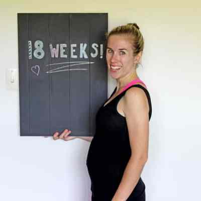 Baby Mac Update – 18 Weeks