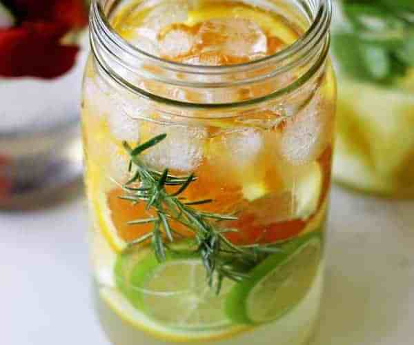 3 Fruit Flavoured Water Recipes