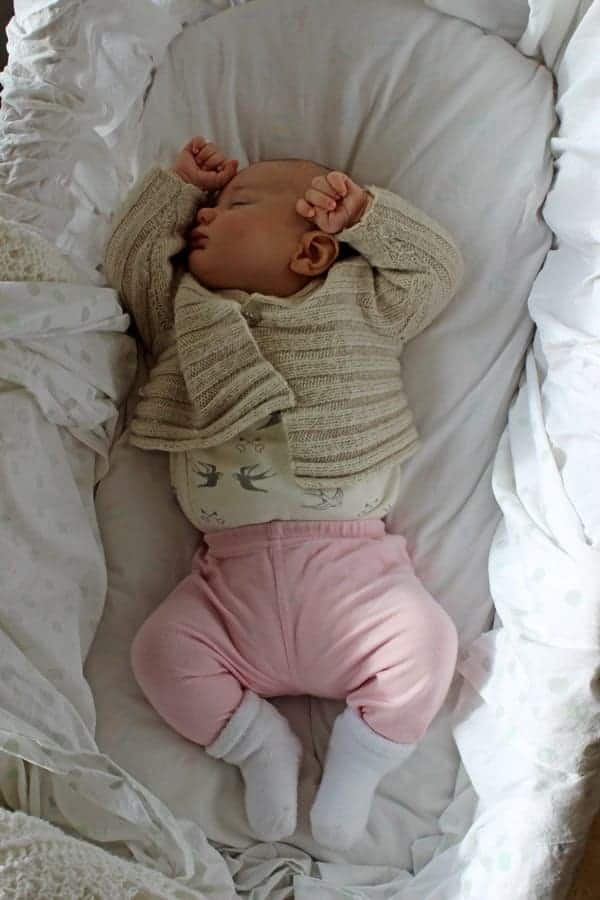 Sadie - 2 months. An update on our baby girl and what life has been like for her second month | thekiwicountrygirl.com