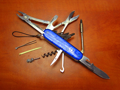 26 Things You Didn T Know About The Swiss Army Knife The