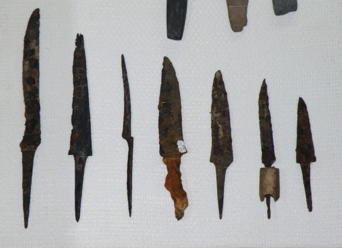 Iron Age Knives