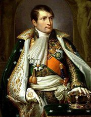 This image has an empty alt attribute; its file name is Napolean.jpg