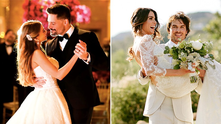 Best Celebrity Weddings of 2015