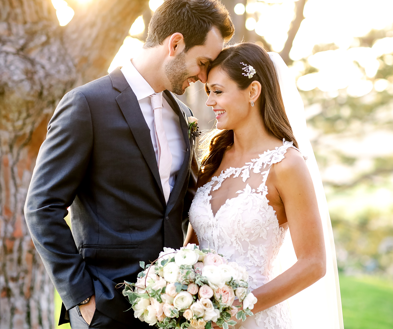 Chris Siegfried and Desiree Hartsock's wedding