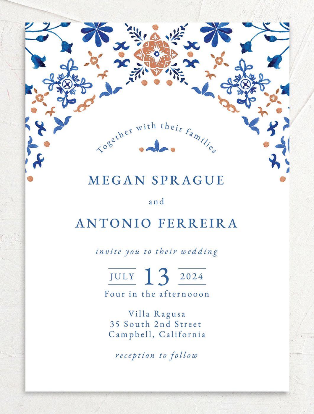 https www theknot com paper invitations wedding invitations product spanish tile wedding invitations
