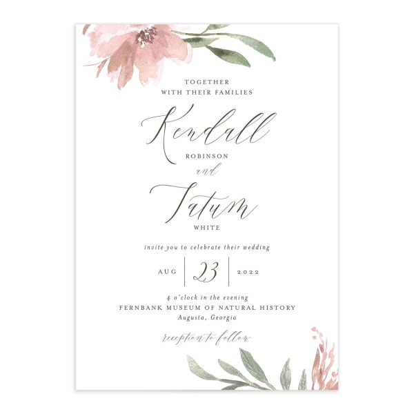Wedding Invitations The Knot