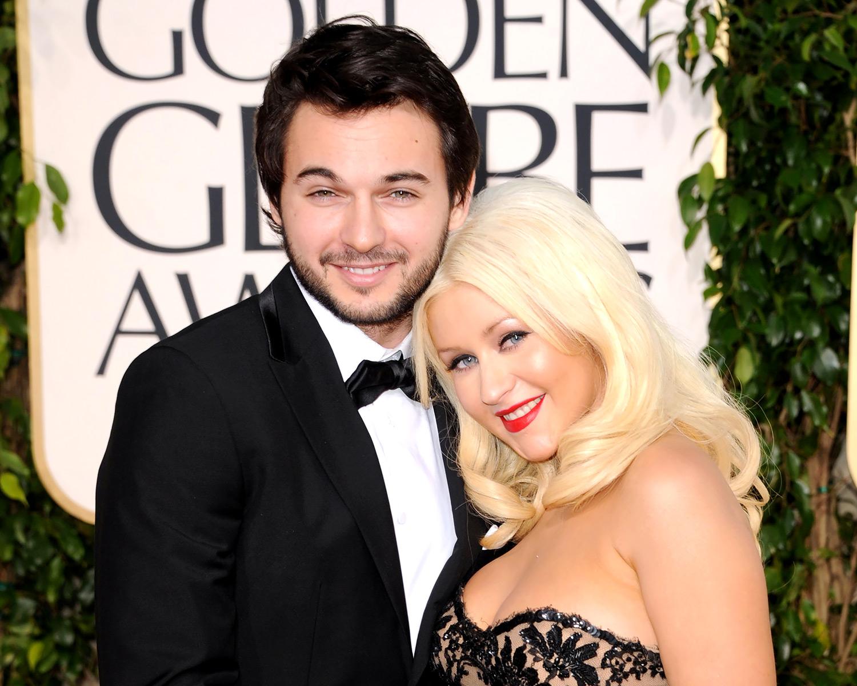 Christina Aguilera And Matthew Rutler Celebrate Anniversary