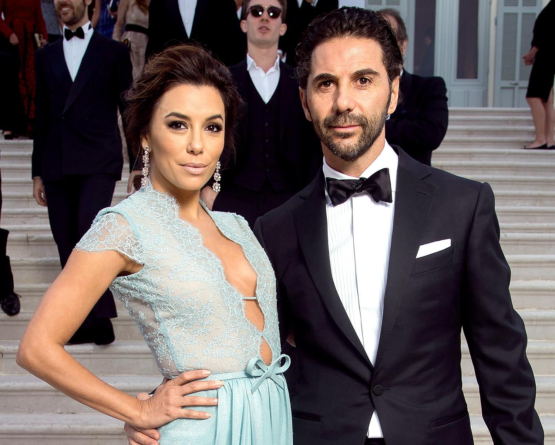 Eva Longoria And Jos Antonio Bastns Mexico City Wedding