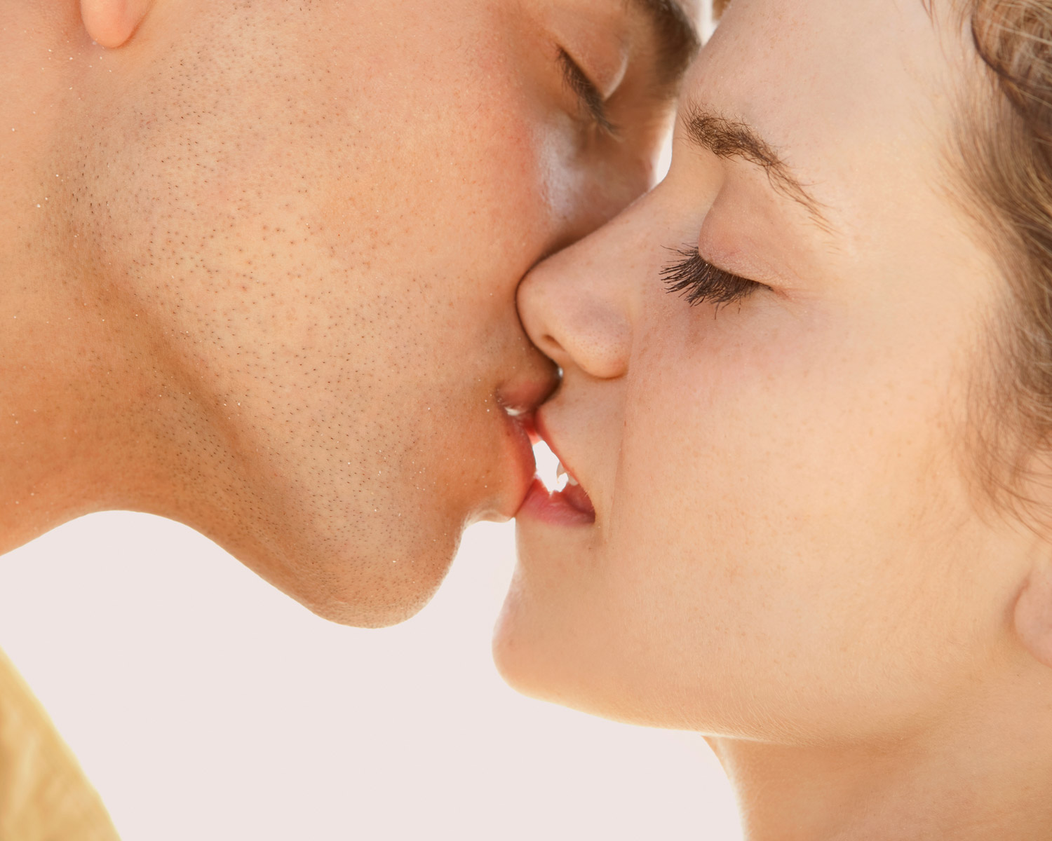 Image result for picture of first kiss