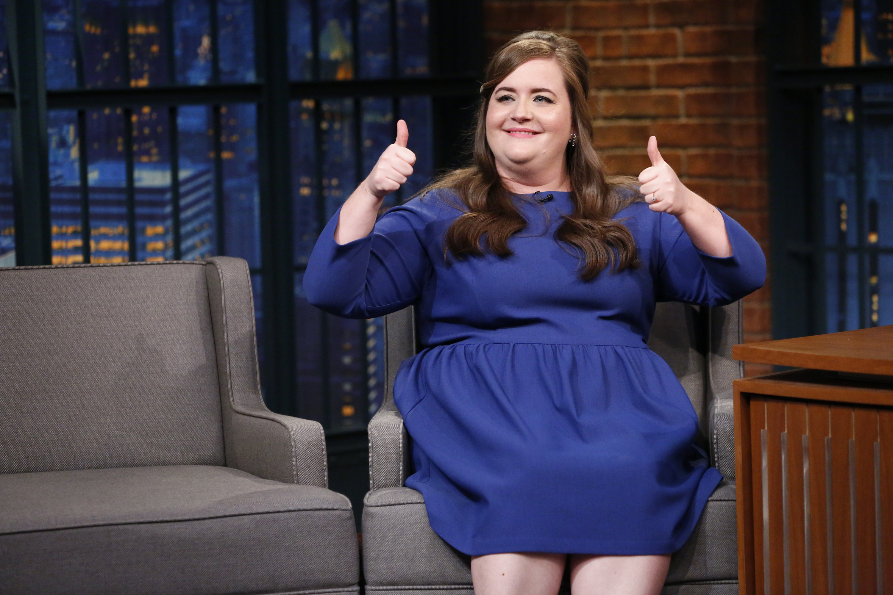 SNLs Aidy Bryant Is Engaged To Conner OMalley