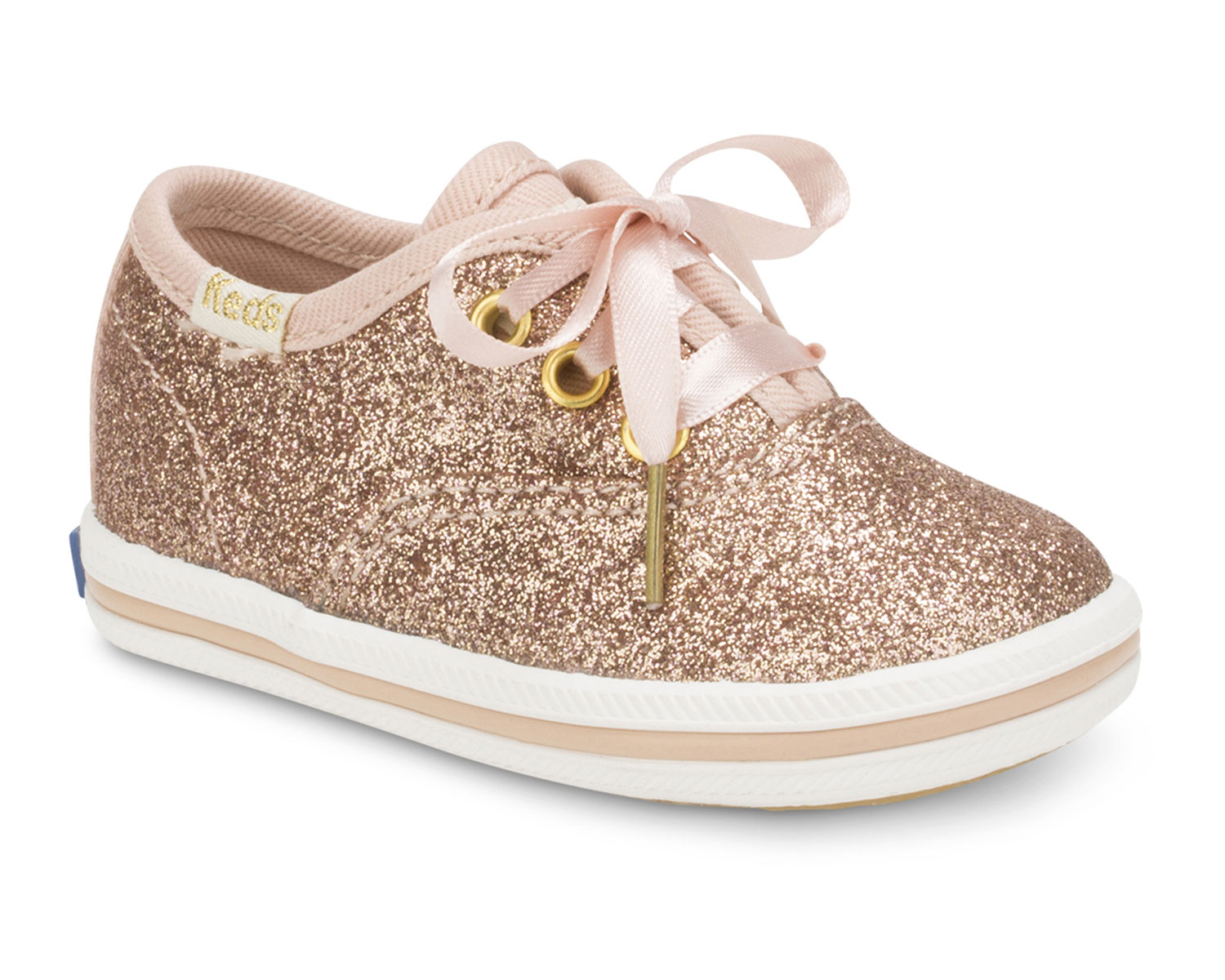 Kate Spade And Keds Also Collaborated To Create Adorable Wedding Sneakers For Flower Girls