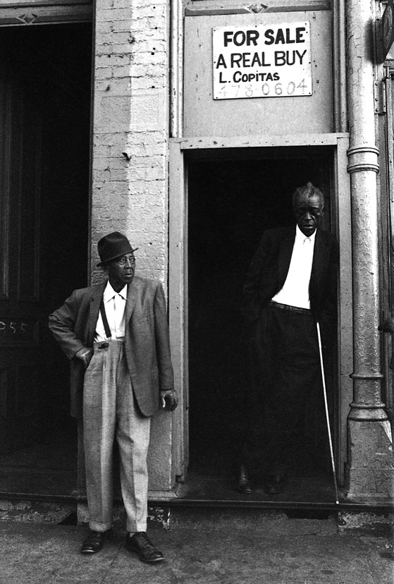 Man With A Pistol , Chicago 1965