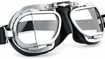 Halcyon Mk9 Rider Classic Motorcycle Goggles