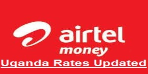 Airtel money sending and withdraw rates updated