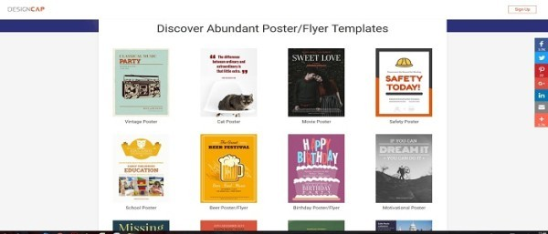 Designcap flyers templates
