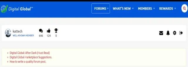 Digital Global Forum Reviews