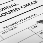 Employment Criminal Background Check