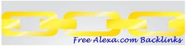 Free Backlinks Using Alexa.com
