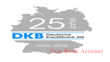 Free Germany DKB Bank Account - Open Offshore Non Resident Banking