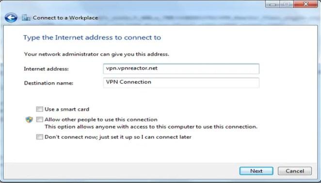 Input_VPN_Reactor_Account_Info