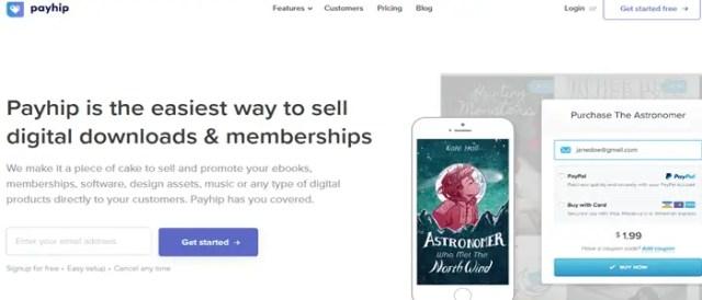 Make Money Selling on PayHip