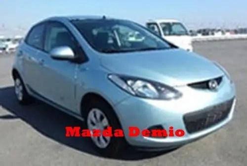 MazdaDemio