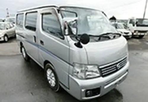 NissanCaravan Van