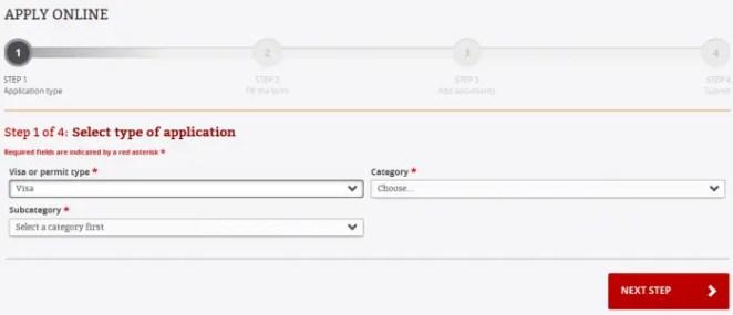 Type_and_Category_of_Uganda_VISA_Application