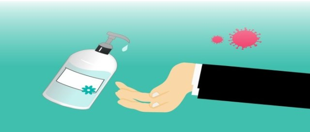 how to make hand sanitizer spray