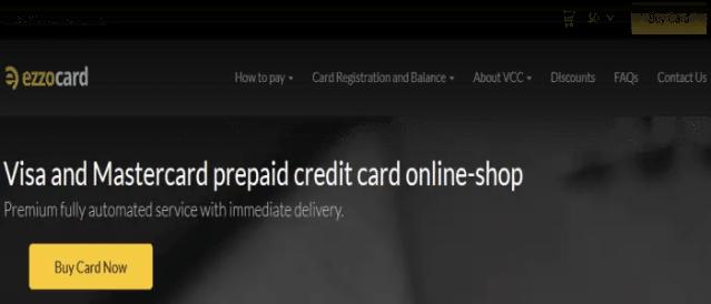 ezzocard discount code