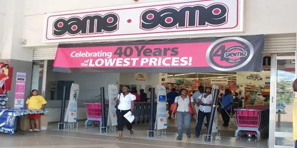 Game store Uganda