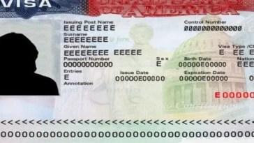 Generate US VISA payment