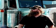 California truck driver