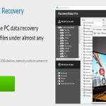 Recover Deleted Files From Laptop using RecoveryRobot